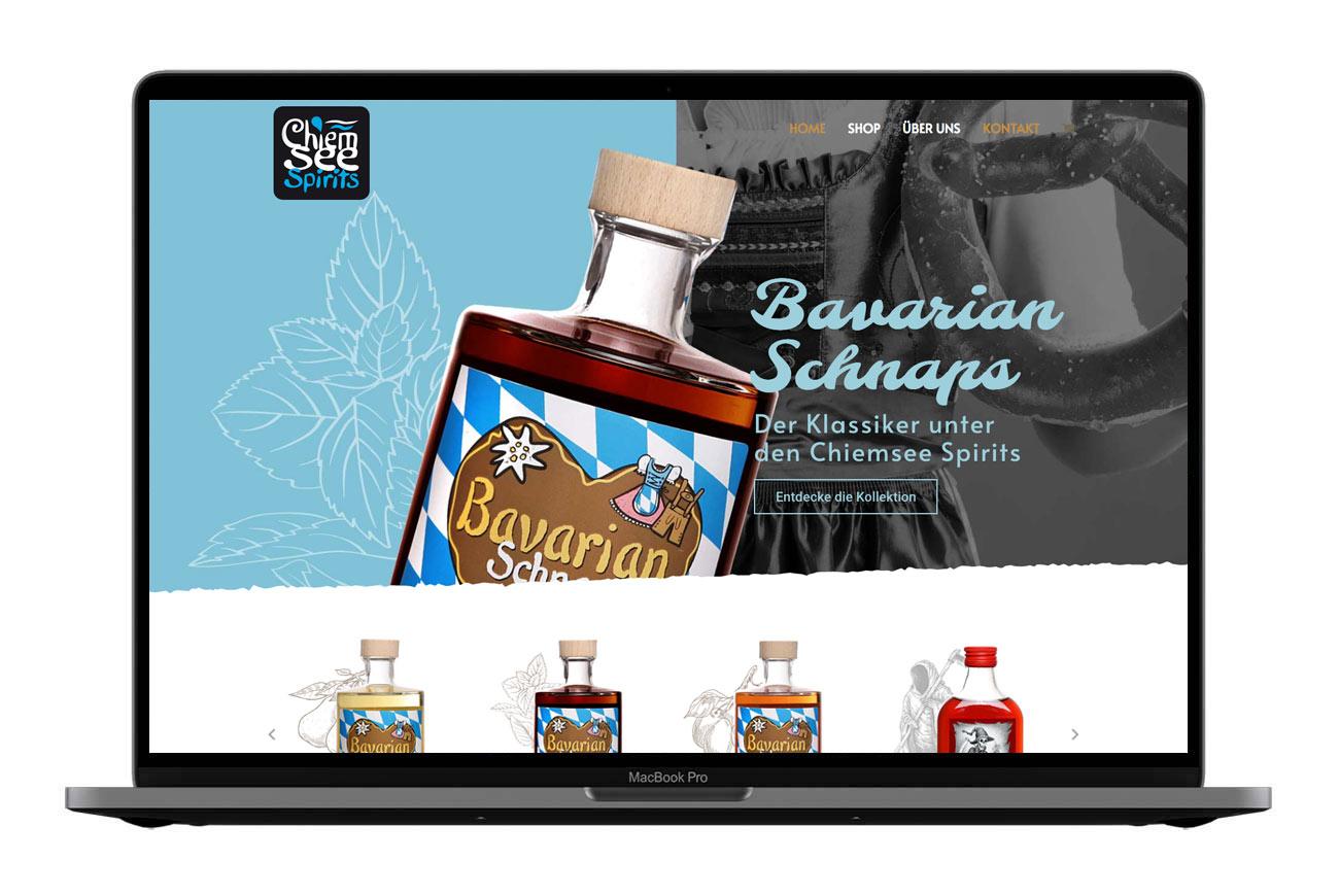 Bavarian Schnaps Onlineshop