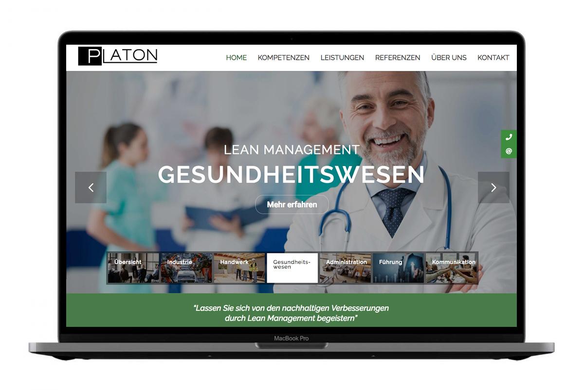 Management Website